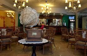 iberostar grand hotel bar in trinidad cuba