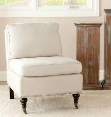 Armless Slipper Chair Mcr4584d Accent Chairs Furniture By Safavieh