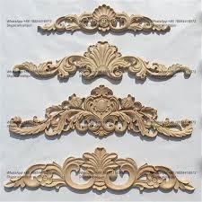 decorative wood ornamental furniture mouldings appliques view
