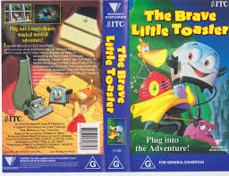 The Brave Little Toaster Torrent The Brave Little Toaster Goes To Mars Vhs Page 3 Pics About Space