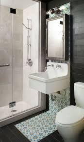 tiny bathrooms ideas tiny white bathroom idea with square ceramic tiles also potted