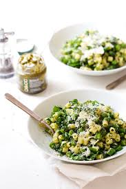five ingredient simple green pasta salad recipe pinch of yum