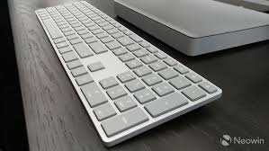 microsoft keyboard layout designer hands on with microsoft s new surface studio and surface dial neowin