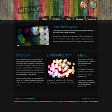 web layout design portfolio by chibone on deviantart