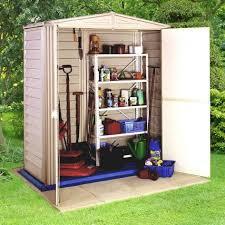 Patio Storage Cabinets Garden Storage Closet