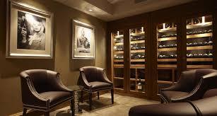 cuisine avec cave a vin cave à vin avec fauteuils en cuir degrés 12 photo n 66