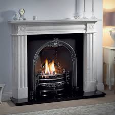 Cast Iron Fireplace Insert by Gloucester Horseshoe Fireplace Insert 40