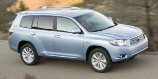 used car toyota highlander toyota highlander hybrid for sale in chicago il the car connection