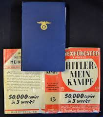 wwii adolf mein kampf unexpurgated edition in english