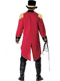 Halloween Express Printable Coupons by Deluxe Mens Ringmaster Costume Express Delivery Australia