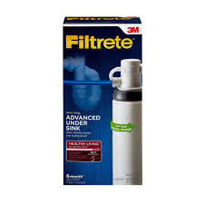 3m filtrete under sink advanced water filtration system walmart com