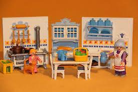 cuisine playmobile playmobil cuisine 1900 maison colonial victorienne ebay