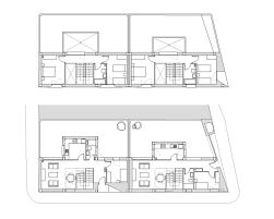 Art Gallery Floor Plan by Gallery Of 3 2 Social Housing Antonio Holgado Gómez 21 Floor