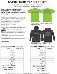 fundraising order form template excel student support specialist
