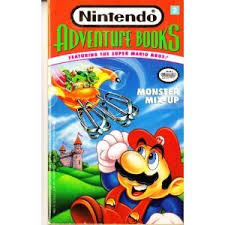 nintendo adventure books book series nintendo adventure