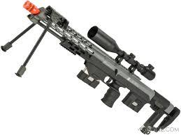 6mmproshop gas powered full metal dsr 1 advanced bullpup sniper