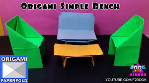 origami how to make a table how to make paper folding