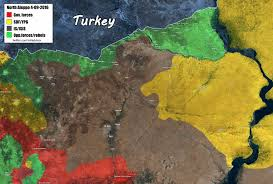 Syria On The Map by Moa Syria Who Wins In The Turkish Russian Deal