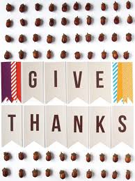 free printable give thanks banner paging supermom