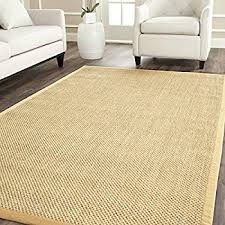 Area Rugs 12 X 12 Safavieh Fiber Collection Nf114a Basketweave