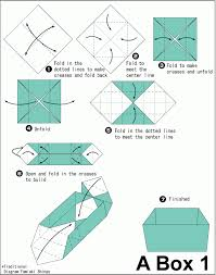 Paper Origami Box - 32 make an origami box how to make an origami gift box how