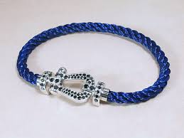 blue diamond bracelet images Azabu juban blanc rakuten global market fred force 10lm black jpg