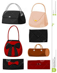 bags stock vector image of elegance 33401111