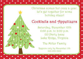 free christmas invitation templates word christmas dinner