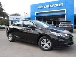 Chevy Cruze Ls Interior New 2018 Chevrolet Cruze Ls 4dr Car In Austin 180399 Capitol