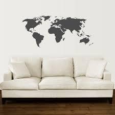 livingroom wall art diy mural world map wall art u2014 rs floral design
