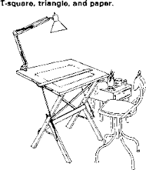 Drafting Table Arm Drafting Desk Images Cartoon Like Cartoon Style Joshua Nava Arts