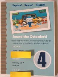 savvy style mindful home octonauts birthday party