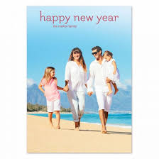 custom new year cards simply new year card