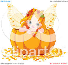 halloween cute clipart clipart of a cute red haired fairy holding a wand inside a