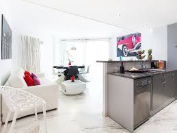 Room With Kitchen by Design Two Bedroom Apartment Ibiza Vacation