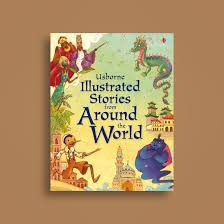 Stories From Around The World Illustrated Stories From Around The World Undefined Near Me
