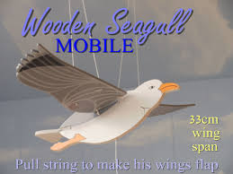9 bird wind mobile patterns set 3 them flap these