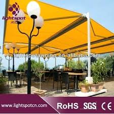 Awning Remote Control Free Standing Retractable Patio Awnings Free Standing Retractable