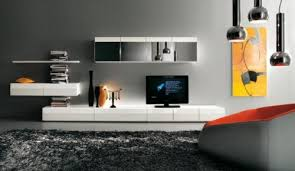 In Wall Bookshelves by Tv Wall Unit Designs Estate Buildings Information Portal