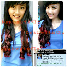harga hair clip curly kanubeea hair clip murah s kanubeea story photobucket