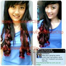 harga hair clip curly kanubeea hair clip murah s kanubeea story photobucket