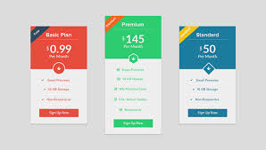 price plan design 25 creative pricing table designs for inspiration hongkiat