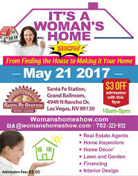 it s a womans home show tickets sun may 21 2017 at 10 00 am tags things to do in las vegas nv expo home
