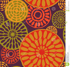 african patterns art simple
