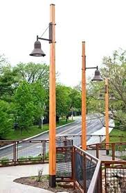 outdoor light pole mount l post pole wood outdoor l posts poles for outdoor lighting