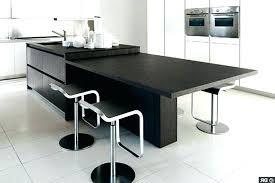 ilot de cuisine avec table amovible ilot central cuisine avec table drawandpaint co