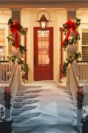 Christmas Porch Decorations Ideas by 43 Adorable Christmas Porch Decor Ideas Gardenoholic