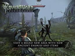 ravensword shadowlands apk pocketfullofapps ravensword shadowlands gets realm of the