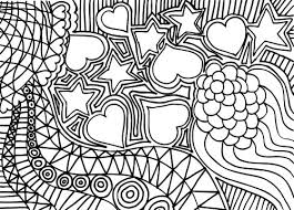 8 mosaic colouring images coloring books