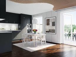 Black Kitchen Cabinets Ideas Modern Black Kitchen Cabinets Silo Christmas Tree Farm